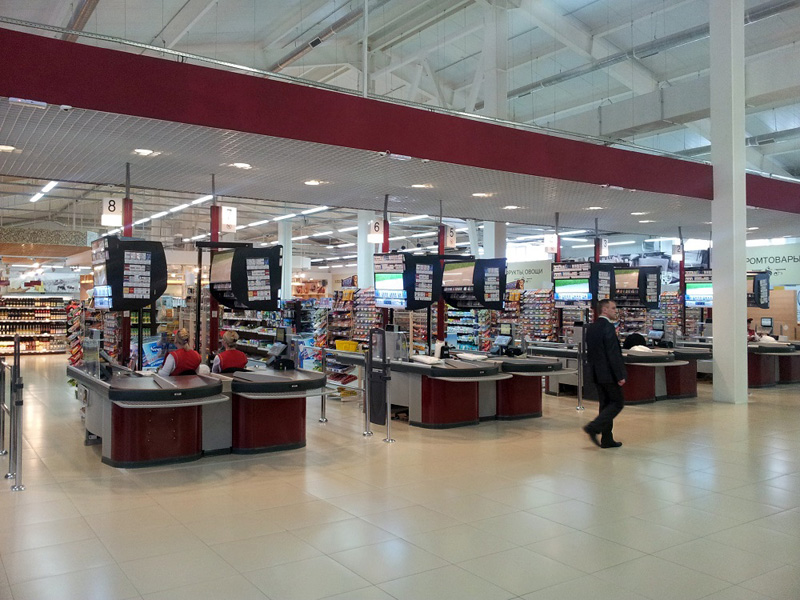 Торговый центр «Семёновский»